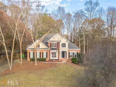 Suwanee Single Family Home For Sale: 745 Edencrest Ln