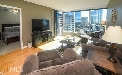 Condo/Townhouse For Sale: 3338 Peachtree Rd #1508