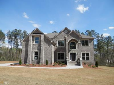 McDonough Single Family Home Under Contract: 107 Barclay Dr #55