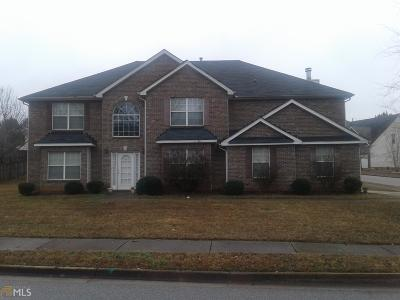 Ellenwood Single Family Home Under Contract: 3720 Natrona