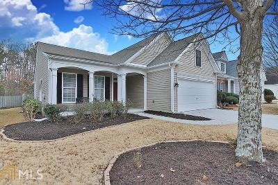Kennesaw Single Family Home Under Contract: 3436 NW Hampreston Way