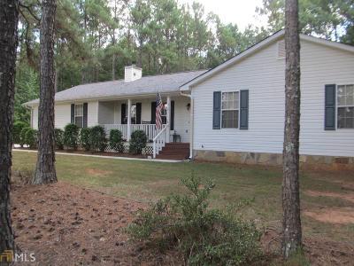 Locust Grove Single Family Home Back On Market: 318 Davis Rd