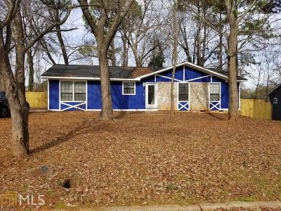 Decatur Single Family Home For Sale: 1638 Freedom Valley