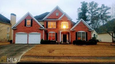 Suwanee Single Family Home New: 5020 Gladstone Pkwy