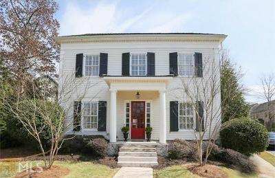 Cumming, Gainesville, Buford Single Family Home Under Contract: 6126 Odell St