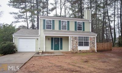 Alpharetta Single Family Home For Sale: 10170 Rillridge Ct N