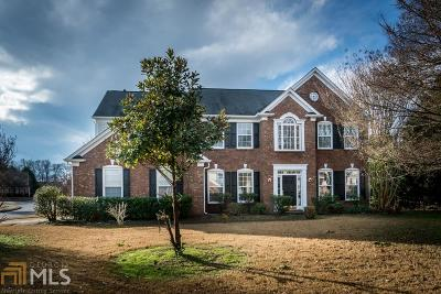 Suwanee Single Family Home For Sale: 8108 Cannock Ct