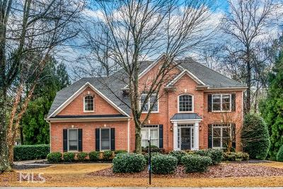Suwanee Single Family Home New: 162 Grand Ave