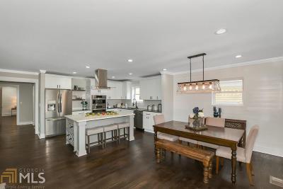 Atlanta Single Family Home For Sale: 233 Ormond St