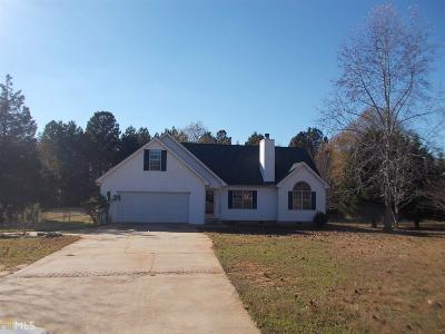 Locust Grove Single Family Home Under Contract: 1702 New Hope