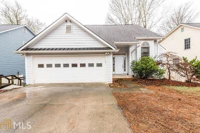 Kennesaw Single Family Home Under Contract: 4232 Abington Walk