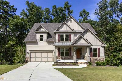 Sugar Hill Single Family Home Under Contract: 5997 Wildcreek Rd