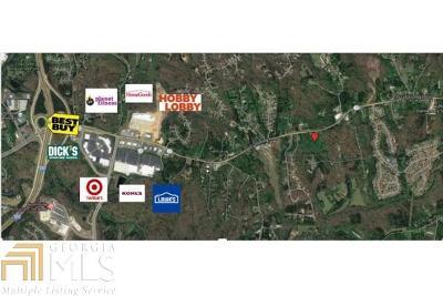 Canton, Woodstock, Cartersville, Alpharetta Commercial For Sale: 3548 Cumming Hwy