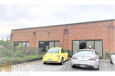 Canton, Woodstock, Cartersville, Alpharetta Commercial For Sale: 195 Stockwood Dr #101 102