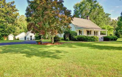 Fayette County Single Family Home Under Contract: 597 Bankstown Rd
