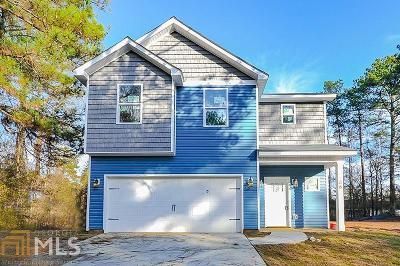 Stockbridge Single Family Home Under Contract: 106 Neal Ave