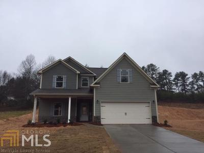 Habersham County Single Family Home Under Contract: 129 Huntington Manor