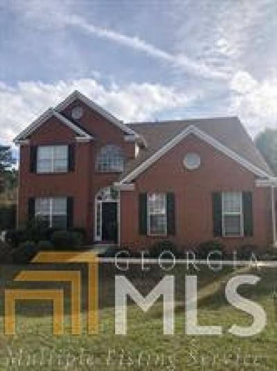 Grayson Single Family Home Under Contract: 1204 Haynes Club