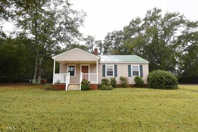 Hartwell Single Family Home For Sale: 1882 Elberton