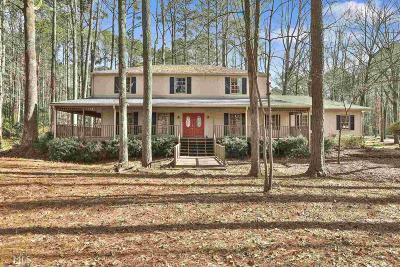 Peachtree City GA Single Family Home For Sale: $349,900