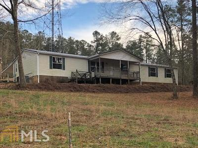 Roopville Single Family Home Under Contract: 135 Davis Ln