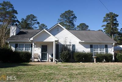 Lagrange Single Family Home Under Contract: 207 Hill Rd