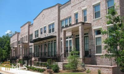 Atlanta Condo/Townhouse For Sale: 60 Yorkshire Pl