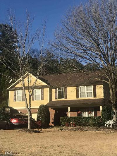 Acworth Single Family Home For Sale: 112 Creekstone Way #22