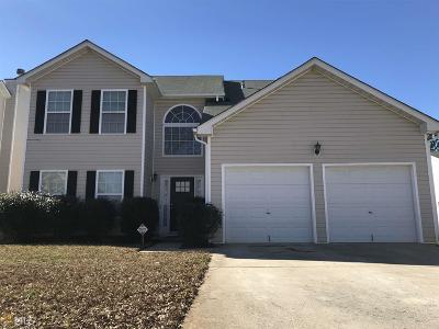 Snellville Single Family Home Under Contract: 4855 Notting Glen Ln