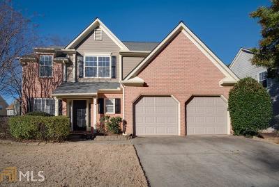 Alpharetta Single Family Home New: 2430 Cogburn Ridge Rd