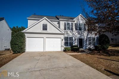 Kennesaw Single Family Home For Sale: 2816 Donamire Dr