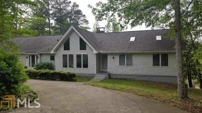 Cherokee County Single Family Home For Sale: 4684 Waters Rd