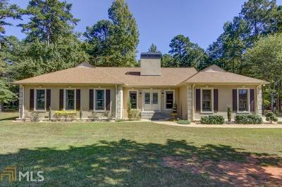 Sharpsburg Single Family Home For Sale: 852 Palmetto Tyrone Rd