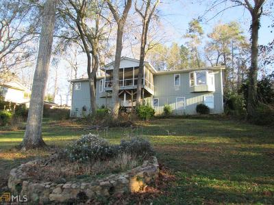 Butts County, Jasper County, Newton County Single Family Home For Sale: 390 Parrot Dr