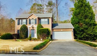 Lithonia Single Family Home For Sale: 1325 Sandybrook Ct