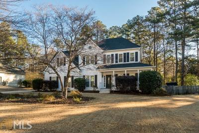 Kennesaw Single Family Home Under Contract: 1469 Wood Park Way