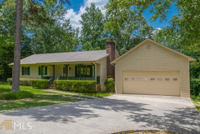 Flowery Branch Single Family Home For Sale: 7298 Spout Springs Rd