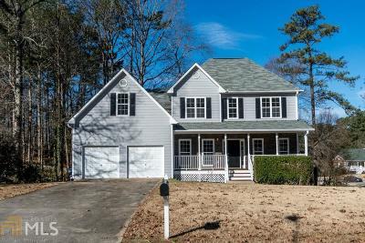 Acworth Single Family Home For Sale: 3837 Heartleaf Dr