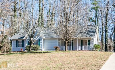 Acworth Single Family Home For Sale: 2378 Westland Way