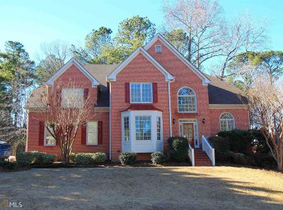 Acworth Single Family Home For Sale: 6207 Benbrooke Dr #4