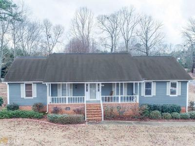 Griffin Single Family Home Under Contract: 206 Oxford Rd