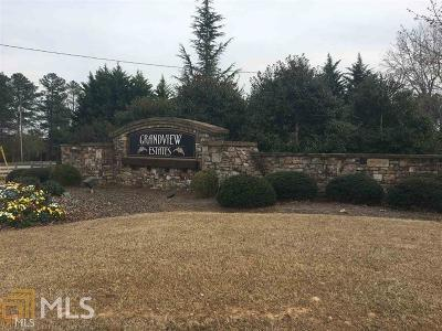 Flowery Branch Residential Lots & Land For Sale: 4860 Grandview Ct