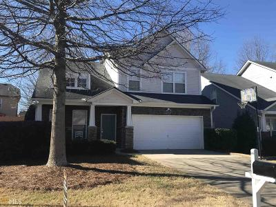 Kennesaw Single Family Home For Sale: 1423 Lady Slipper