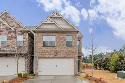 Johns Creek Condo/Townhouse Under Contract: 10555 Naramore Ln