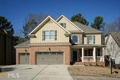Grayson Single Family Home New: 153 Silvertop Dr
