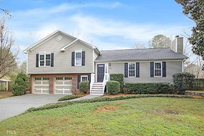 Snellville Single Family Home Under Contract: 1744 Moss Dr