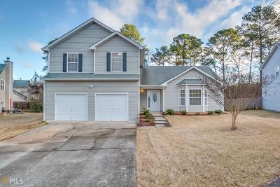 Snellville Single Family Home Under Contract: 3893 Arabian Way