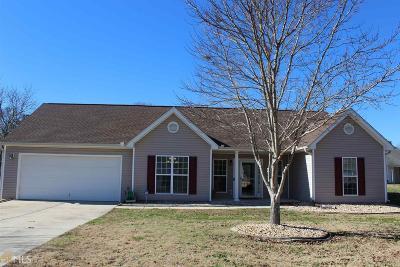 Oxford Single Family Home New: 35 Creek Bend Trl