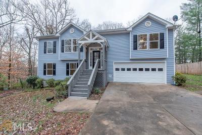 Oakwood  Single Family Home New: 4215 Covey Trl