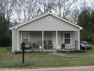 Griffin Single Family Home Under Contract: 725 E Tinsley